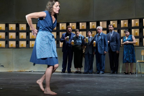 A German Festival Takes Stock of Pandemic-Era Theater