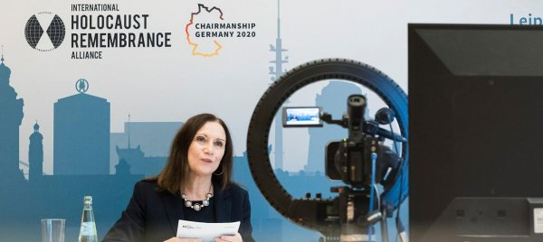 International solidarity against antisemitism and antigypsyism – Germany's IHRA Chairmanship in 2020/2021