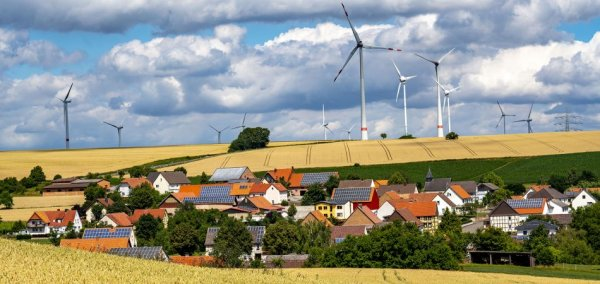 Investments in energy transition at record level