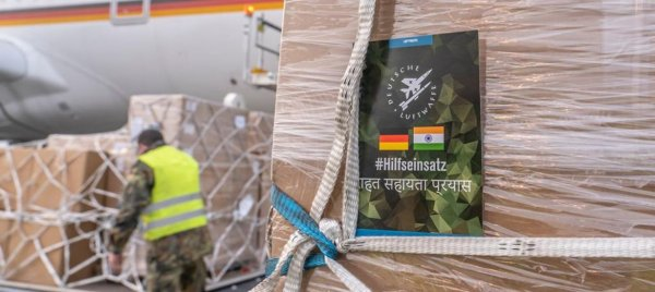 Solidarity in the fight against COVID-19: German support for India