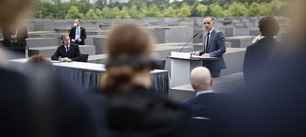 Remembering together: German-American Holocaust dialogue