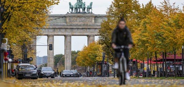 Zero emissions zone in Berlin