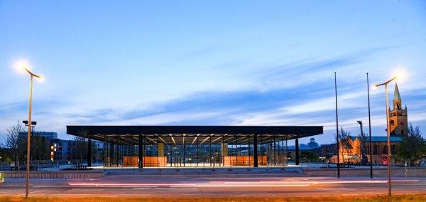 New National Gallery in new splendor