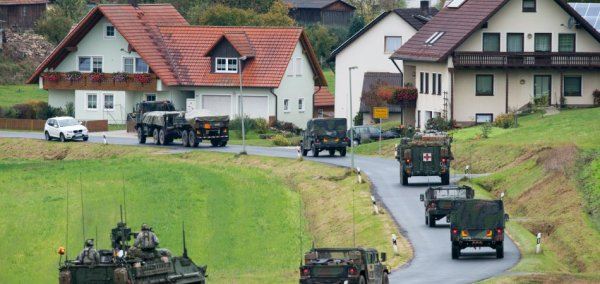 US troop withdrawal stopped