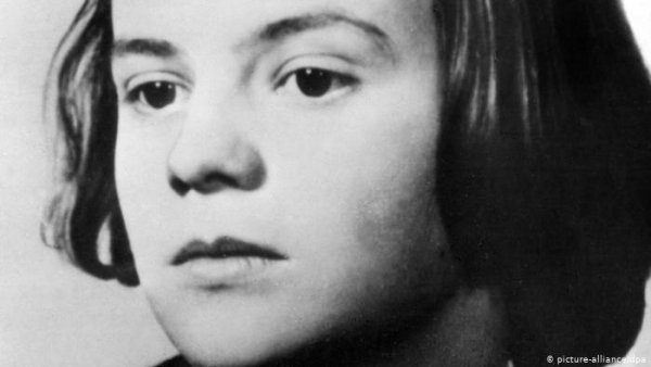 Remembering Sophie Scholl of the White Rose Resistance Movement