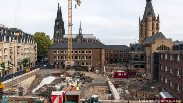 Will Cologne soon have its own Jewish UNESCO World Heritage Site?