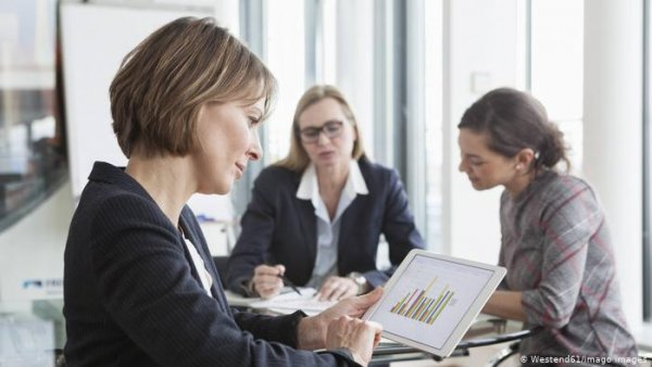 German Cabinet approves gender quota bill for company boards