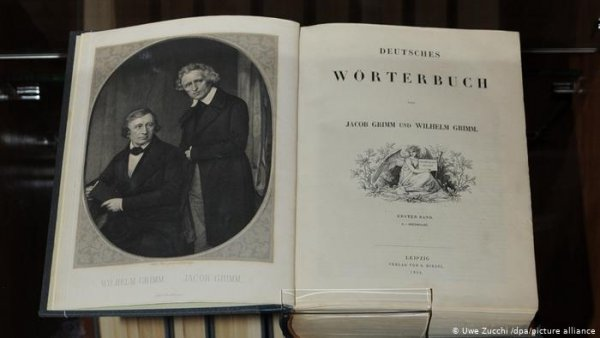 Brothers Grimm 'German Dictionary' celebrates 60th jubilee