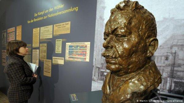 Friedrich Ebert at 150: Germany's pioneer of democracy