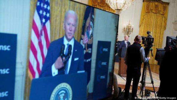 Munich Security Conference: Joe Biden tells Europe 'America is back'