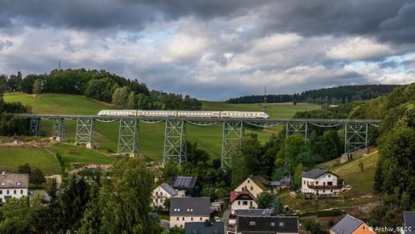 Saxony: Where smart rail connections are not just a dream