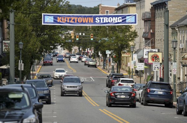 Kutztown and German town become sister cities