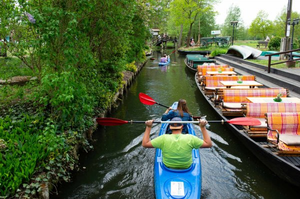 Travel: Six reasons why the Spreewald near Berlin is worth visiting