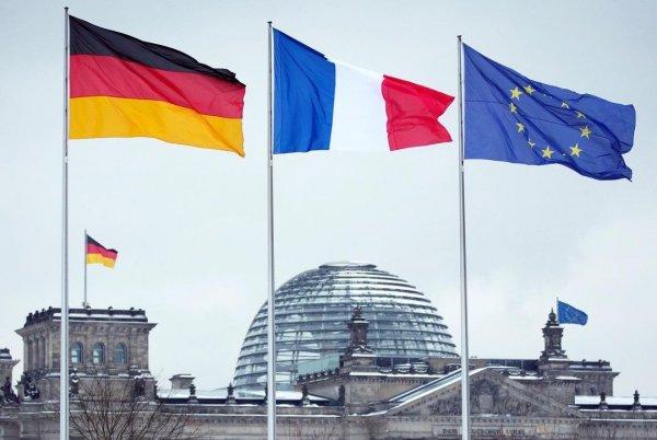 Marking Franco-German Day in 2021