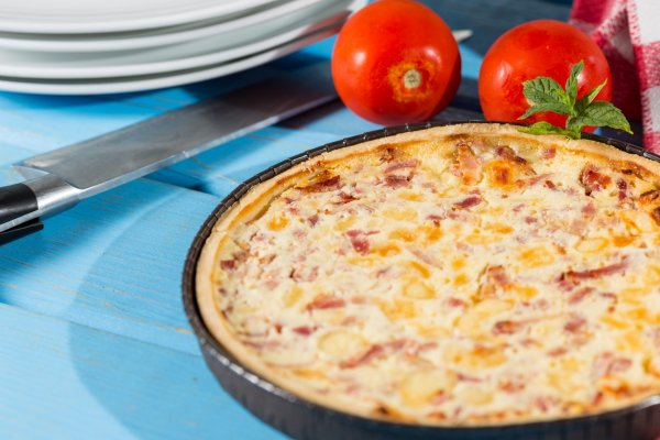 History Of Quiche: French? German? It's Complicated