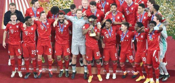 Sixth straight title for Bayern Munich