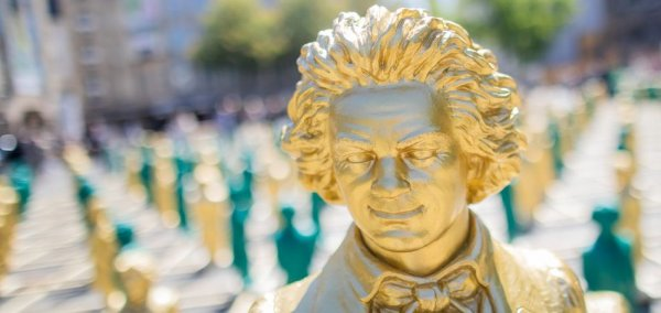 The sound of utopia – Beethoven turns 250