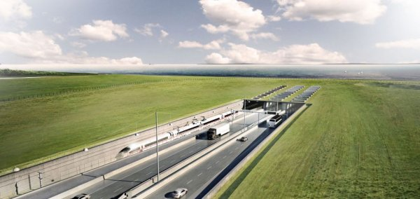 Construction about to begin on Fehmarnbelt fixed link