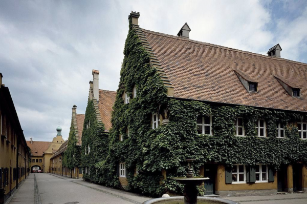 After almost 500 years, the world's oldest social housing complex Is Still Going Strong