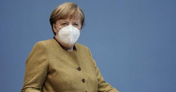 Chancellor Merkel calls for standard COVID measures across the EU