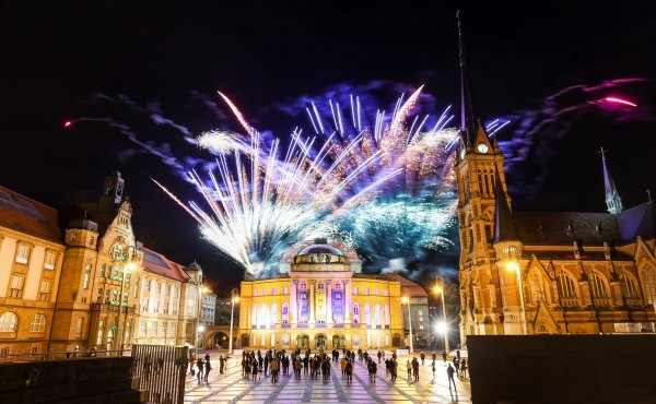 Chemnitz named the European Capital of Culture for 2025