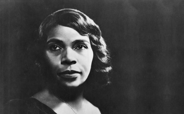 How Marian Anderson inspired Germans