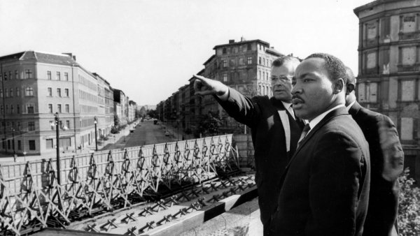 Martin Luther King, Jr. inspired Germans | #BlackHistoryMonth