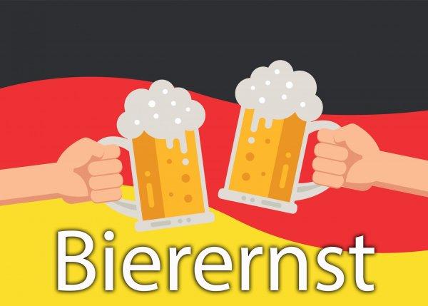 Word of the Week: Bierernst